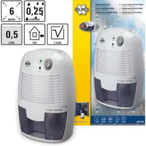 ELRO DH250 Luftfeuchtigkeit